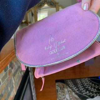 Baby phat authentic cosmetic bag