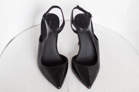 Size 7 or 37.5 Authentic Alexander Wang heels