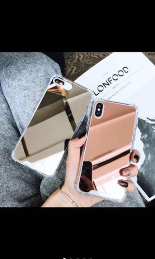 Anticrack Mirror Case iPhone 6/6s