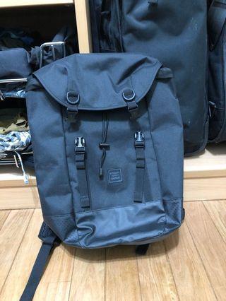 Black Herschel Iona Bag