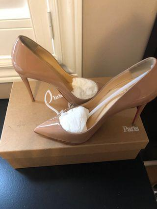 Louboutin pigalle 100