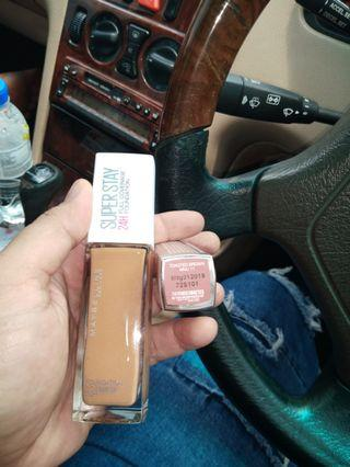 Maybelline Superstay Code 334