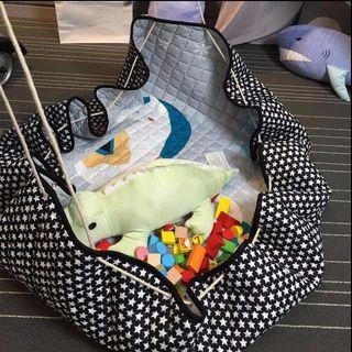 🚚 ❇️ 2in1 Picnic / Play Mat in a Bag