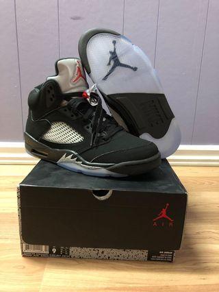 Brand New Jordan 5 Retro