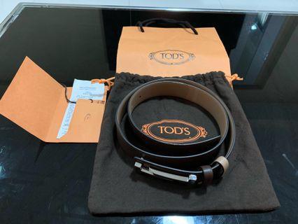 Tod's Double T Belt