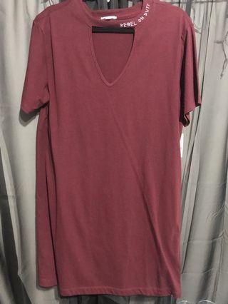 Ardene t-shirt dress