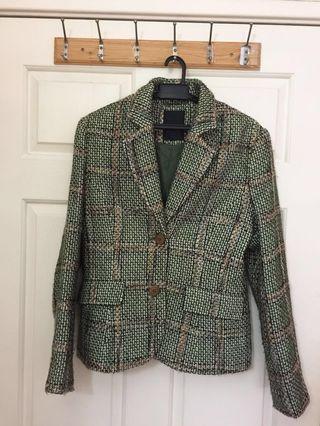 MALVIN Tweed Jacket