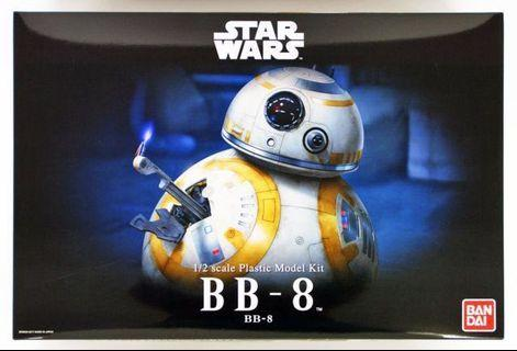 Star Wars BB-8 1/2 scale