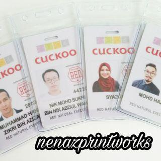 ID Card PVC Printing