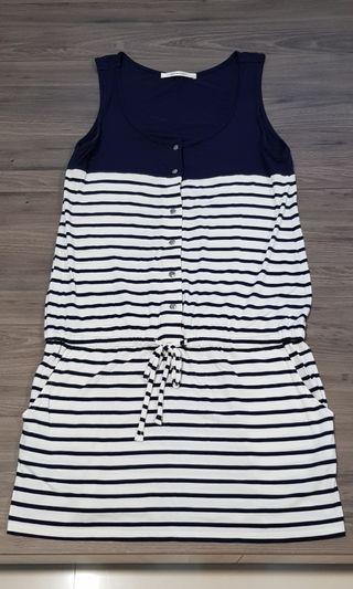 🚚 Cotton stripes dress