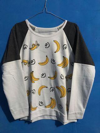 Sweater Banan Blouse