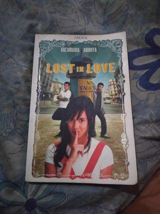 Lost in love novel