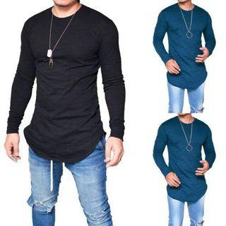 Long Sleeve Slimfit