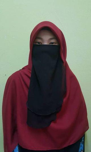BAWAL COTTON VOILE 50'