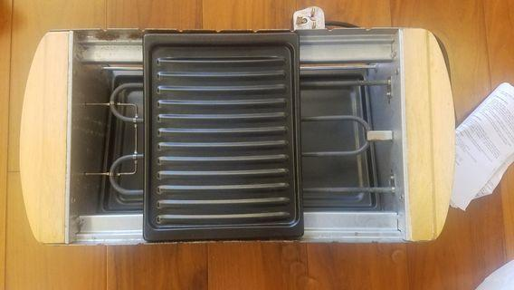 BBQ STONEGRILL 家用燒烤爐