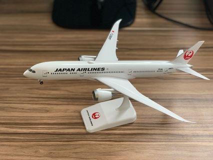 日本航空 JAL 787-9 JA867J 模型