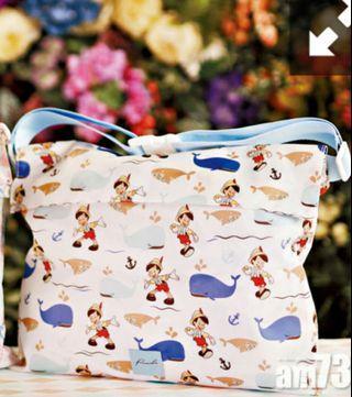 7-11 小木偶 旅行袋