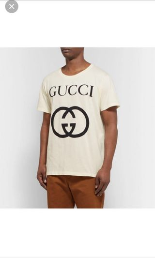 3abbd62dd gucci tee shirt | Fiction | Carousell Singapore
