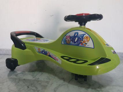 Toy Car twist car