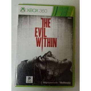邪靈入侵 XBOX 360 The Evil Within PSYCHOBREAK