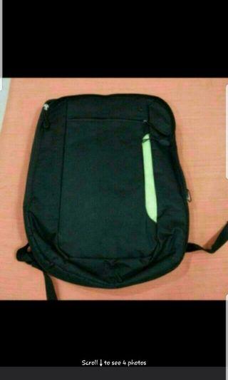 Black Laptop Backpack (Brand New)