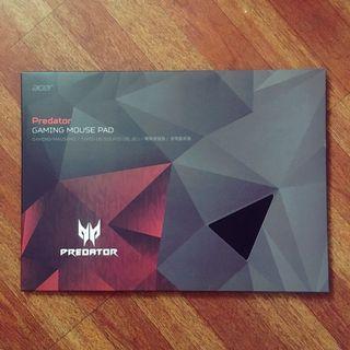Original Acer Predator Gaming Mouse Pad PMP510