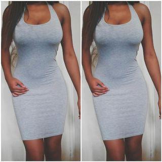 Bodycon Dress (Size 4) #boohoo