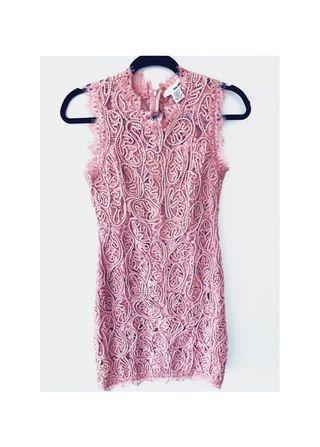 SANS SOUCI Lace Dress