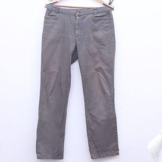 Size 31 Casual Pants Khakis Pants in Grey