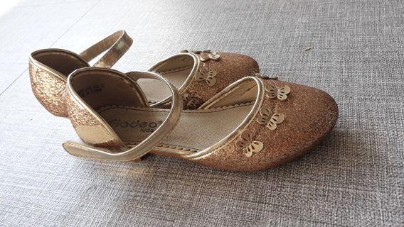 Sepatu anak cewek fladeo glitter sz 32