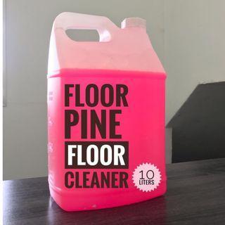 Factory Outlet Floor Pine Gel 10 liter (Bulk Order with Special Rate)