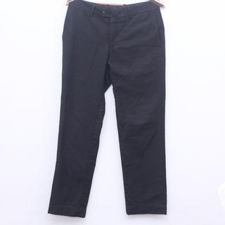 Size 31 PADINI Office Pants Slack Pants in Black