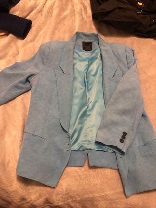 Smythe blazer size 12