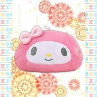 Sanrio my Melody cushion 三麗鷗 美樂蒂 咕順 攬枕 toreba 抓樂霸
