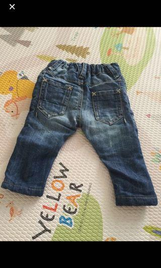 Mothercare mother care Jeans 3-6 mos