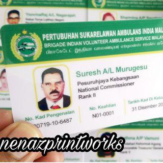 Member Card / ID Card Printing