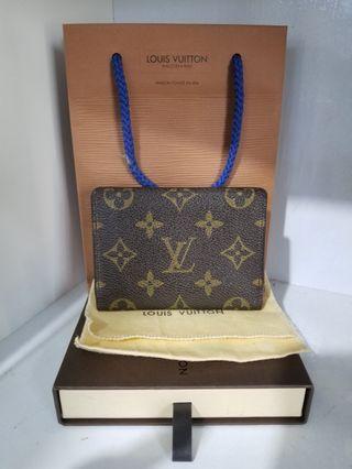 Authentic Louis Vuitton Card Waller