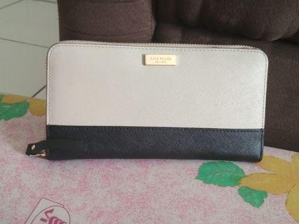 Kate Spade Wallet Neda Laurel Way Like New