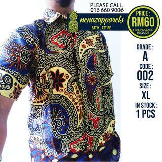 Kemeja Batik B002
