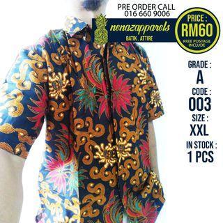 Kemeja Batik B003