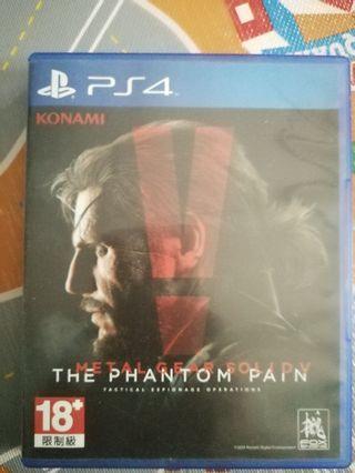PS4 Metal Gear Solid V Phantom Pain