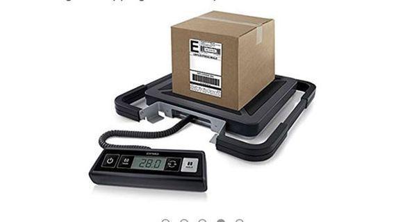 Dynamo digital shipping scale in box like new