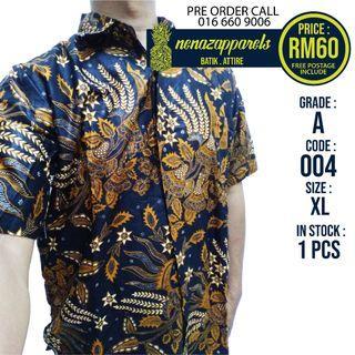 Kemeja Batik B004