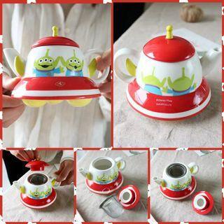 反斗奇兵三眼仔茶壺 Disney Toy Story Aliens teapot
