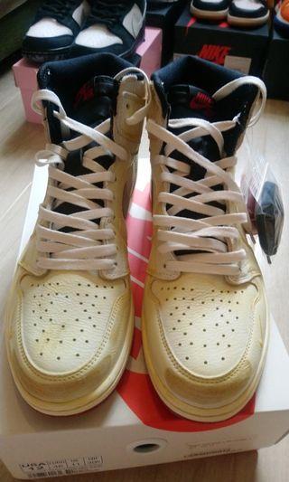 Air Jordan 1 Nigel Sylvester us12
