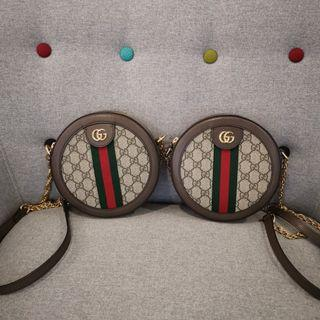Like New Gucci Ophidia sling bag