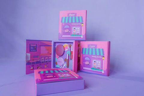 Travel Kit Obsess Cosmetics