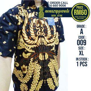 Kemeja Batik B009