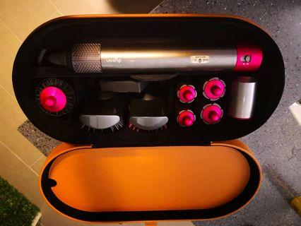 Dyson Airwrap Complete Set Used