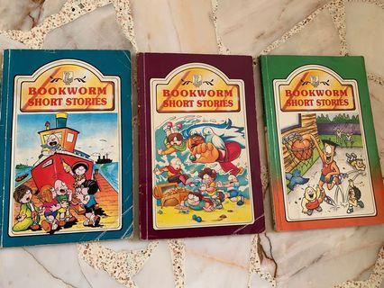 Free Bookworm Short Stories